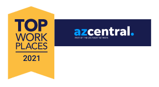 AFE top workplaces logo